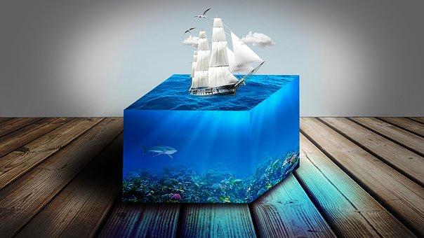 Vær kaptajnen på dit eget skib